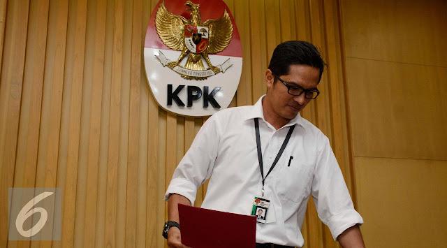 KPK Gandeng MA Beberkan OTT Hakim Pengadilan Manado Malam Ini