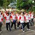 Lomba Jalan sehat Telkomsel Go Clean 2016