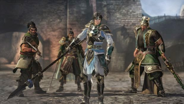Dynasty warriors 8 xtreme legends PC game Download