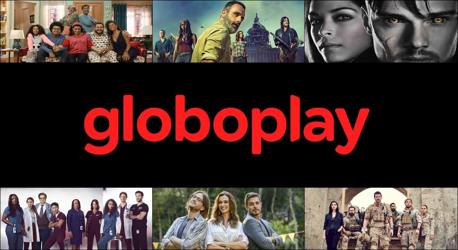 Globoplay | Confira as séries que chegam em abril
