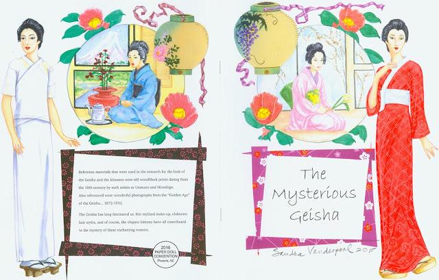 Mysterious Geisha