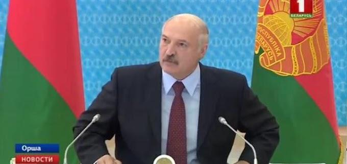 Лукашенко психанул в прямом эфире