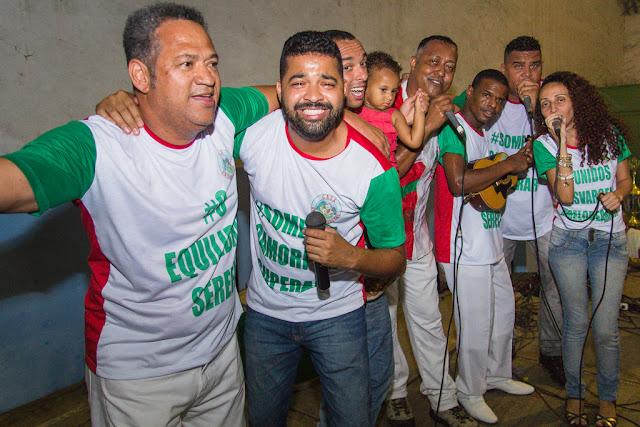 samba campeão
