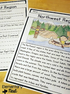Native American Unit- November Resources and two FREEBIES to use in November for primary classrooms- fall activities