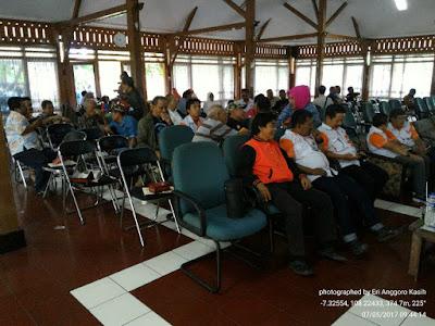 Peserta muslok XIII Lokal Tasikmalaya tahun 2017.