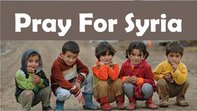 Pray For The Children of Syria