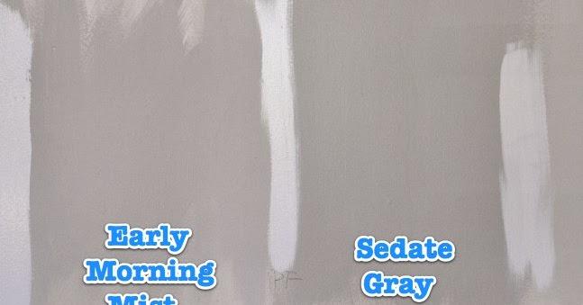 Hgtv Kitchen Backsplash Bar Lighting Sopo Cottage: When Color Goes Wrong - Prison Cell Gray