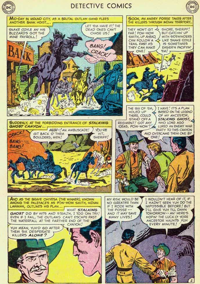 Read online Detective Comics (1937) comic -  Issue #174 - 40