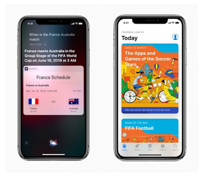 Apple is Adding World Cup Content to Siri, the App Store, Apple News, and More