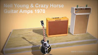 Neil Young & Crazy Horse 1970 Amps