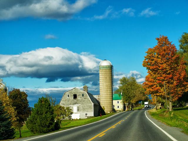 Recorriendo Vermont