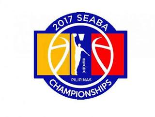 LIVE STREAM: SEABA 2017 Philippines vs Myanmar