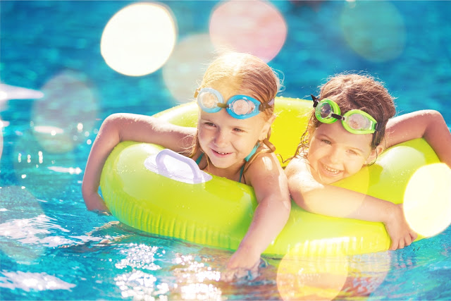 Tips to help your child overcome their fear of water