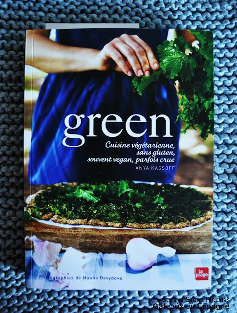 livre green anya kassoff