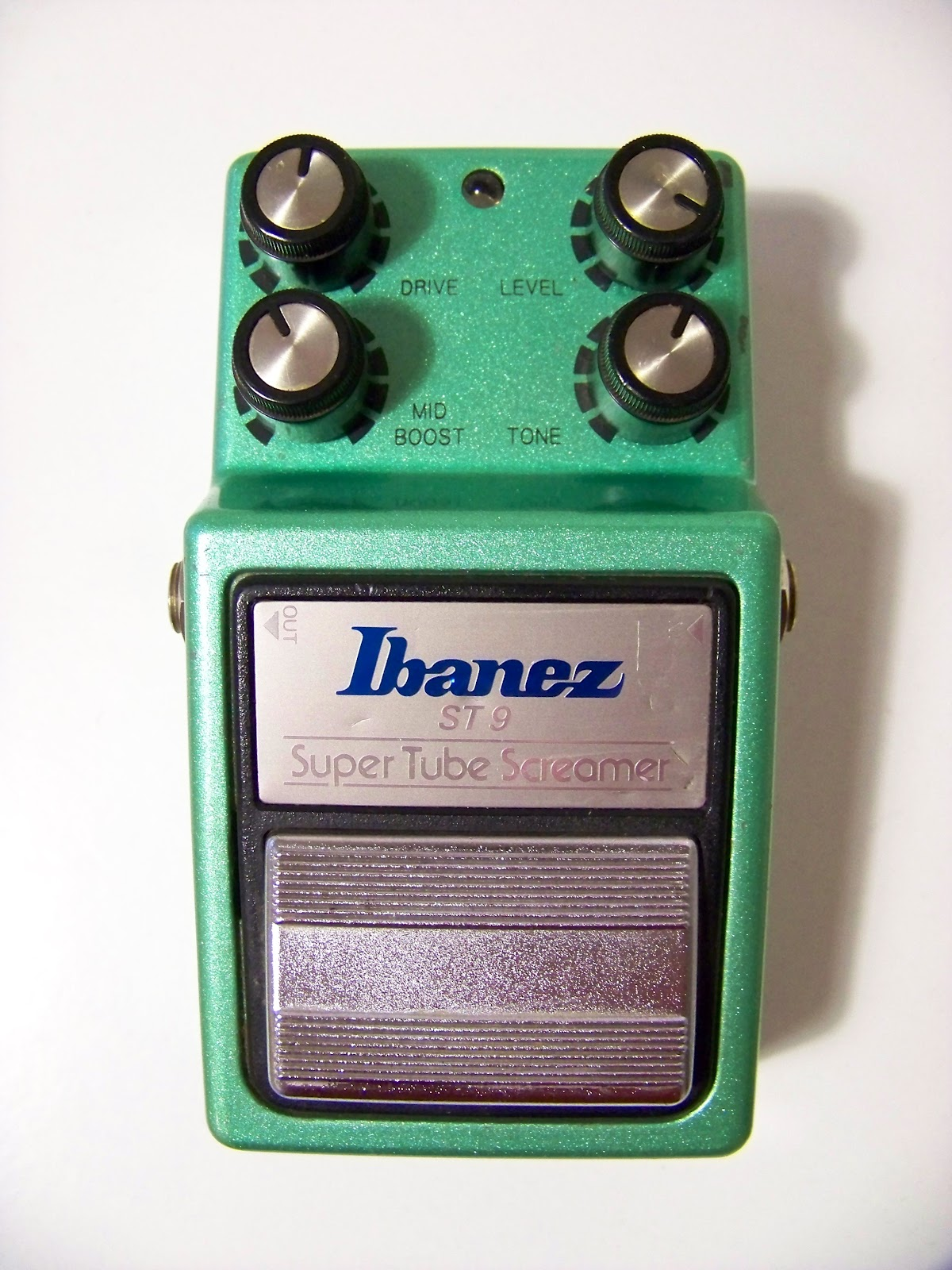 Please help me date this Ibanez pedal