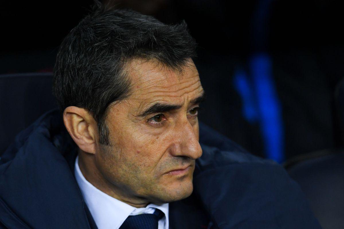 Jelang Melawan Spurs, Ernesto Valverde Harap-harap Cemas dengan Kondisi Barca