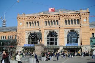 Deutsche Bahn modernisiert Hauptbahnhof Hannover