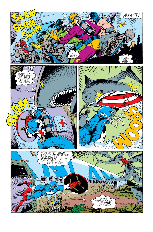 Captain America (1968) Issue #360 #293 - English 6