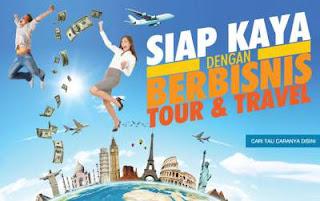 Promo Pendaftaran Bisnis Tour & Travel