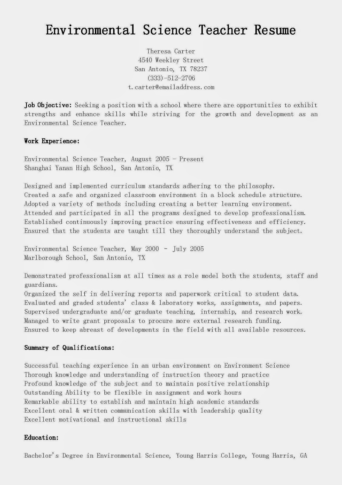 resume sample skills and abilities create professional resumes resume sample skills and abilities sample administrative assistant resume and tips resume samples environmental science teacher