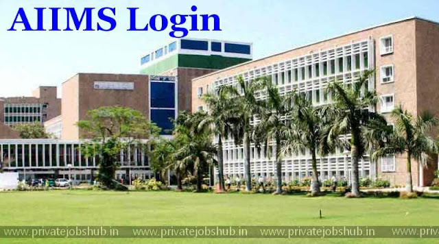 AIIMS Login