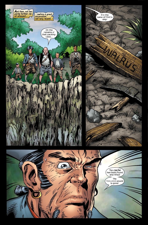 Read online Treasure Island comic -  Issue #6 - 8