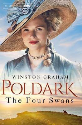 Poldark, The Angry Tide, Caroline, Pan Macmillan