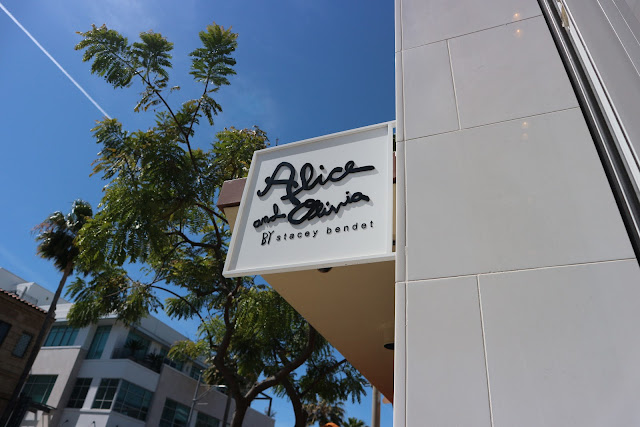 Alice and Olivia Beverly Hills