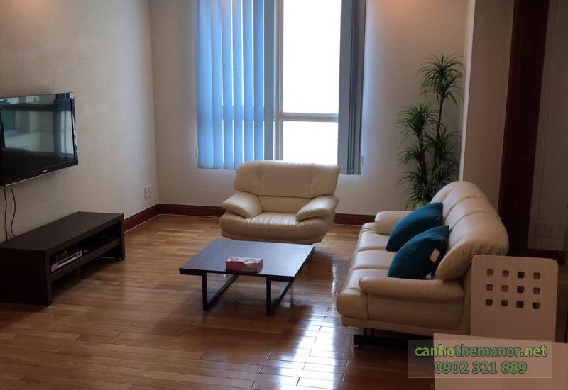 The Manor 2 HCM cho thuê căn hộ 1PN