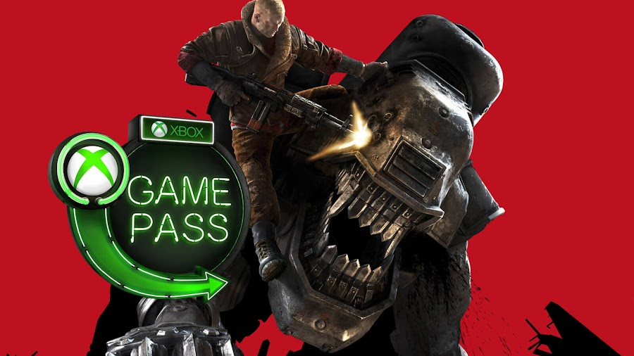 xbox game pass 2018 wolfenstein the new order