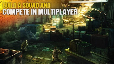 Modern Combat 5: eSports FPS Mod Apk