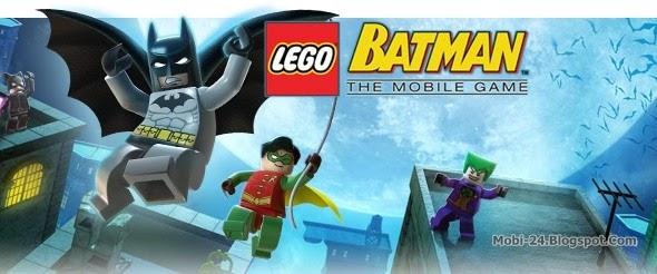 LEGO Batman The Mobile Game (by Gameloft) | PRO APK FREE