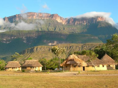 imagen Uruyén. Parque Nacional Canaima. Venezuela
