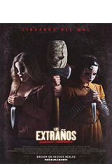Los extraños: Cacería nocturna (2018) BRRip 720p Latino AC3 5.1 / ingles AC3 5.1