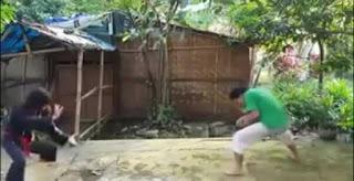 Wanita Ini Punya Tenaga Dalam Kamehameha Mirip DragonBall