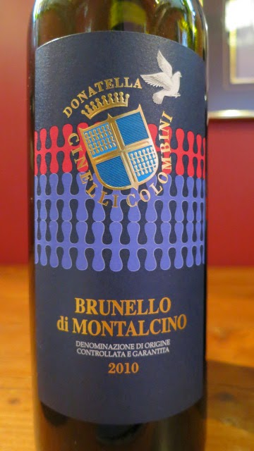 2010 Donatella Cinelli Colombini Brunello di Montalcino from DOCG, Tuscany, Italy (90 pts)