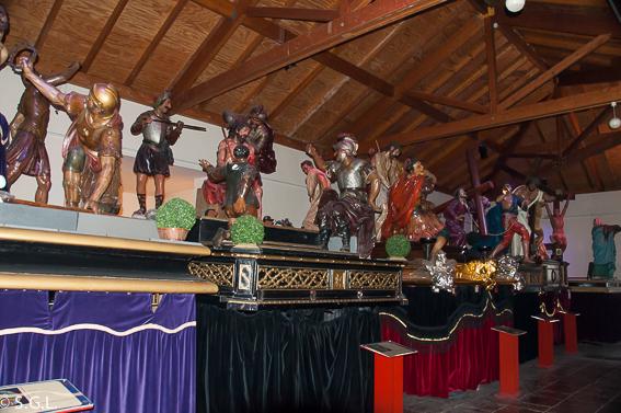 Museo de pasos de Semana Santa. Bilbao por una bilbaina. Los museos