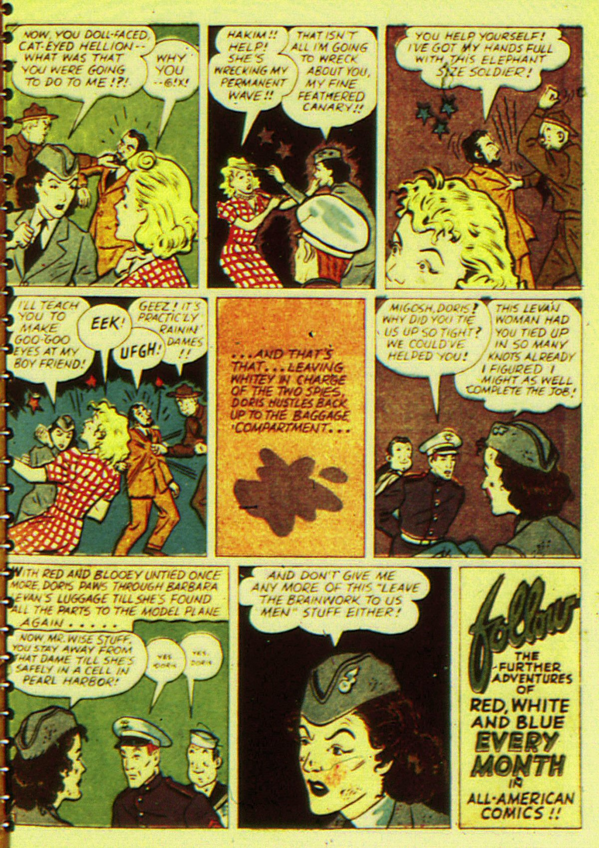 Read online All-American Comics (1939) comic -  Issue #20 - 66