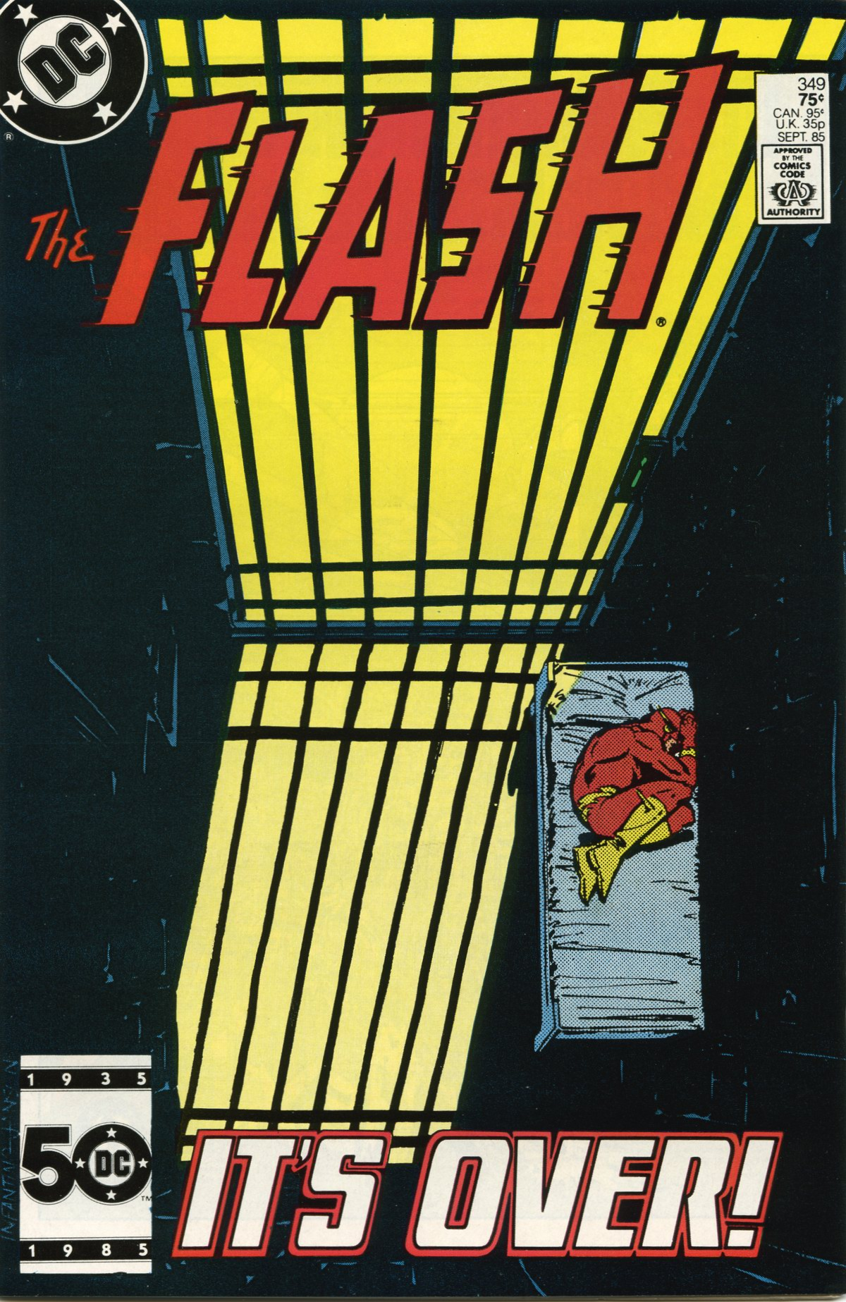 The Flash (1959) 349 Page 1