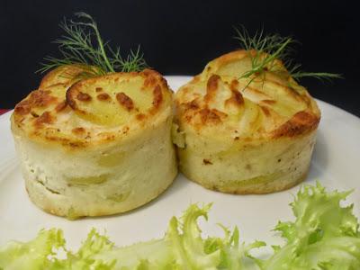 Pastelitos de patatas