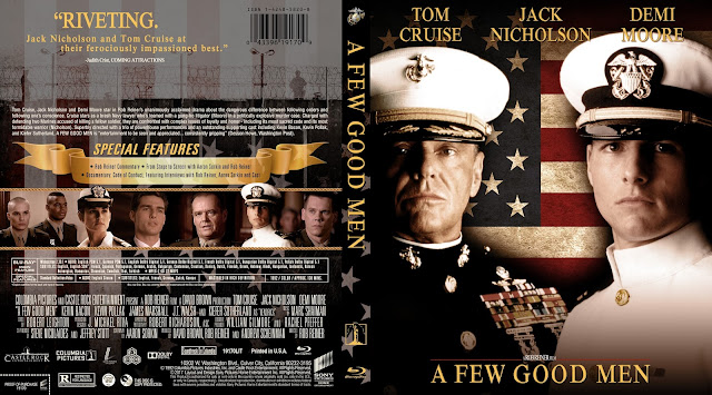 A Few Good Men Bluray Cover