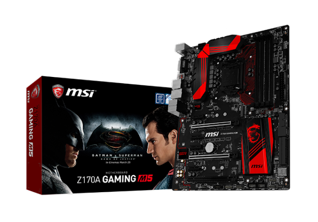 MSI TEAMS UP WITH WARNER BROS.