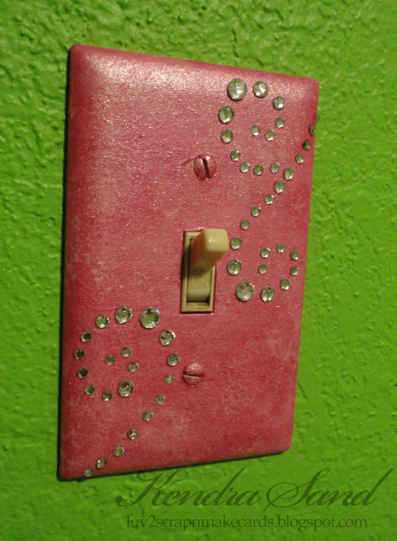 Things To Paint On Light Switch Covers