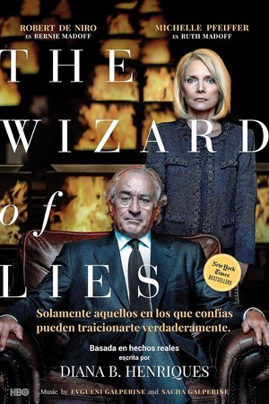 Poster The Wizard of Lies 2017
