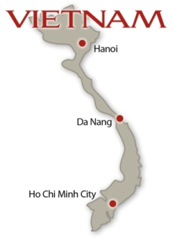 Hiram to Hanoi: 32 hours in HCMC