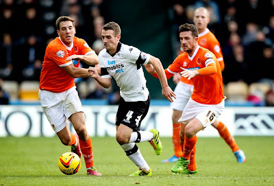 Soi kèo cá cược Derby County vs Blackpool