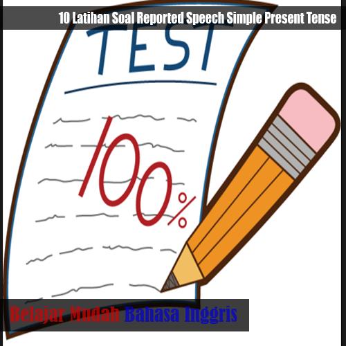 contoh soal simple present tense essay Soal latihan simple present tense essay - berikut ini adalah soal latihan simple present tense essay yang bisa anda download dengan mengklik pada tombol download.