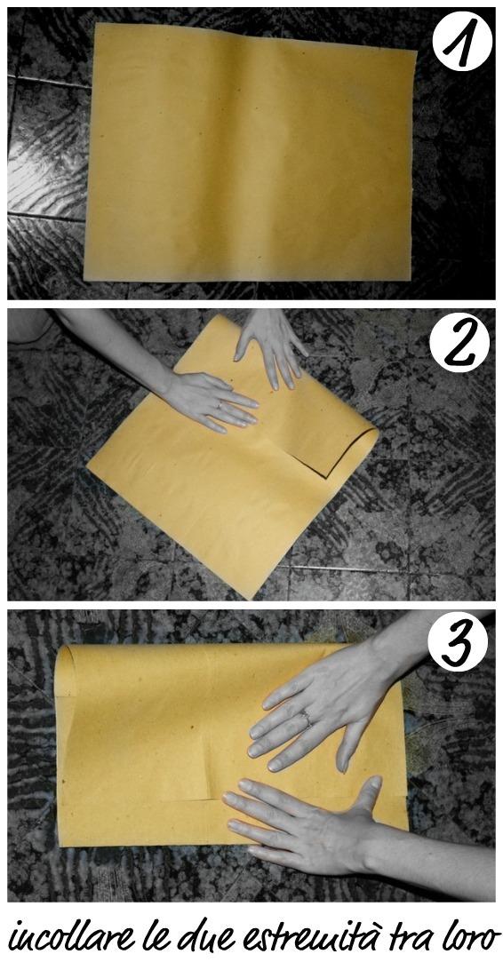 Favoloso Coma fare sacchetti di carta | L'Officina di El'ò LR36