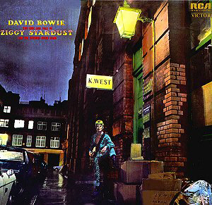 David Bowie's The Rise and Fall of Ziggy Stardust and the Spider From Mars