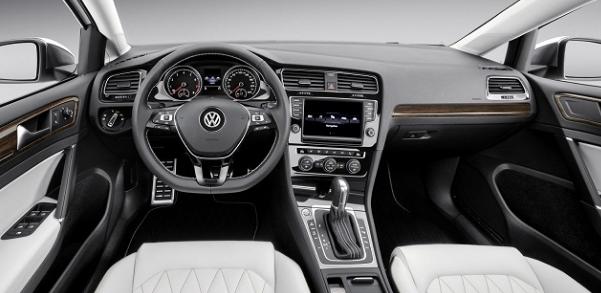2018 Volkswagen CC Interior